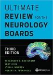 دانلود کتاب بررسی نهایی برای بورد مغز و اعصاب Ultimate Review for the Neurology Boards 3ed-2017