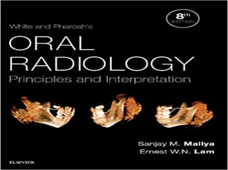 دانلود کتاب رادیولوژی دهان وایت فارو 2019 White and Pharoah's Oral Radiology: Principles and Interpretation 8 ED ویرایش هشتم 2019
